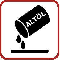 Entsorgung von Altöl