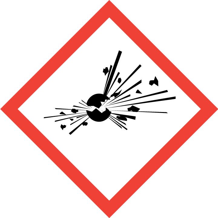 GHS01 - Gefahr