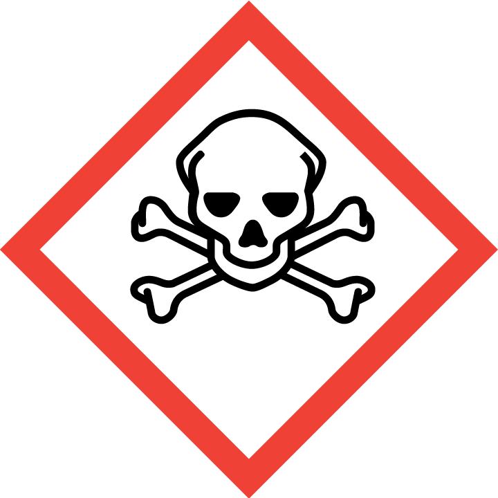 GHS06 - Gefahr