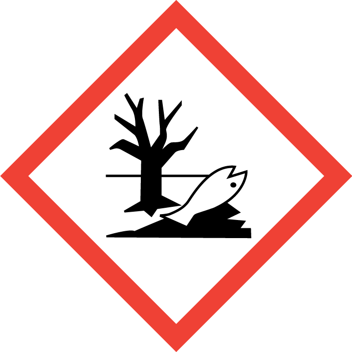 GHS09 - Warning