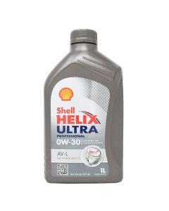 Shell Helix Ultra Professional 0W-30 AV-L