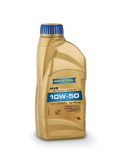 RAVENOL HVE High Viscosity Ester Oil SAE 10W-50