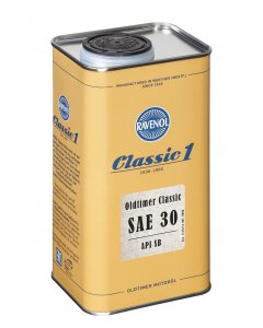 RAVENOL Oldtimer Classic SAE 30 API SB