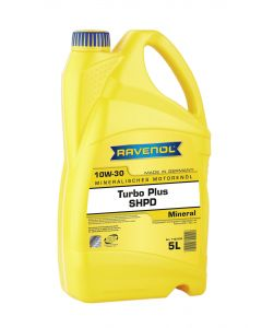 RAVENOL Turbo Plus SHPD SAE 10W-30