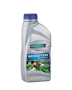 RAVENOL SCOOTER 2-Takt Teilsynthetisch