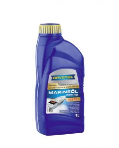 RAVENOL MARINEOIL PETROL SAE 25W-40 SYNTHETIC