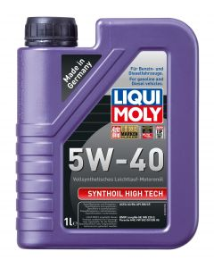 Liqui Moly Synthoil High Tech 5W-40 1 Liter