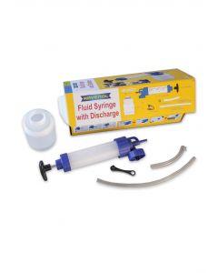 RAVENOL Fluid Syringe with Discharge
