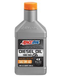 AMSOIL Diesel Turbo Truck Motoröl 5W-40