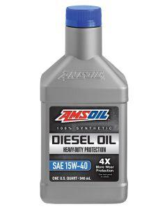 Amsoil Diesel Oil Heavy Duty Protection 15W-40