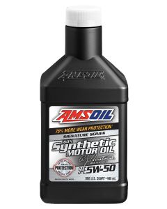 AMSOIL Signature Series 5W-50 Synthetisches Motor