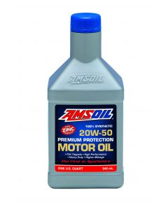 AMSOIL Premium Protection 20W-50 Synthetisches Motor