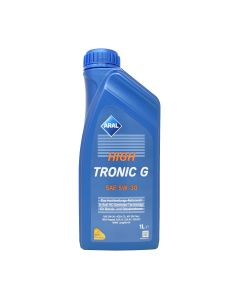Aral High Tronic G 5W-30 1 Liter front