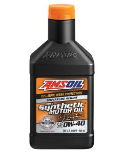 AMSOIL Signature Series 0W-40 Synthetisches Motor
