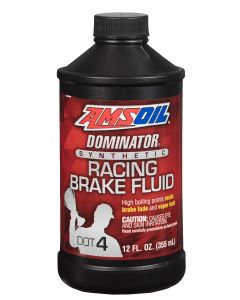 Amsoil Dominator Synthetic Racing Brake Fluid DOT 4 0,355 L