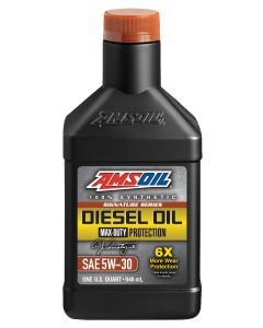 AMSOIL Signature Series Max-Duty Synthetisches Diesel Öl 5W-30