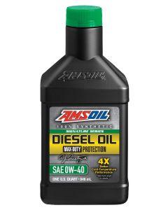 AMSOIL SS Max-Duty Diesel Oil 0W-40