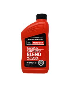 Motorcraft 5W-20 Synthetic Blend 0,946 L