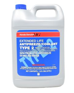 Honda Antifreeze Type 2  3,785 L