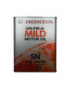 Honda Ultra Mild Motor Oil SN 10W-30 4 L