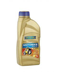 RAVENOL Motobike 4-T Mineral SAE 20W-40--0-