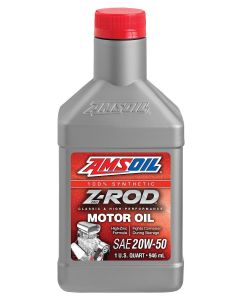 AMSOIL Z-ROD 20W-50 Synthetisches Motor