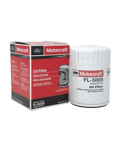 Motorcraft oil filter FL 500 S