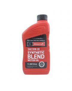 Motorcraft SAE 10W-30 Synthetic Blend 0,946 L
