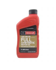 Motorcraft 5W-50 Full Synthetic  0,946 L