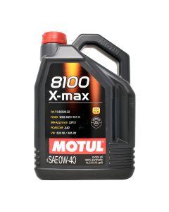 Motul 8100 Xmax 0W40 5L