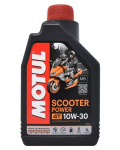 Motul Scooter Power 4T 10W-30 MB 1 Liter
