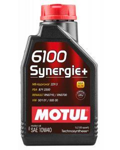 Motul 6100 Synergie+ 10W-40 1 Liter