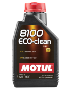Motul 8100 ECO-Clean 0W-30 1 L