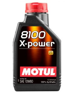 Motul 8100 X-Power 10W-60 1 Liter