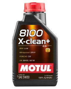 Motul X-Clean+ 5W-30 1 Liter