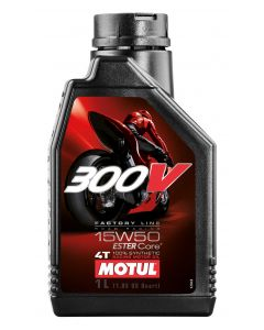 Motul 300V 4T FL Road Racing 15W-50
