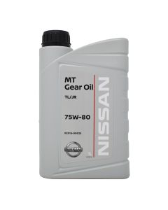 nissan mt gear oil tl/jr 75w-80