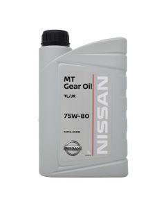 nissan mt gear oil tl/jr 75w-80