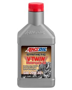 AMSOIL Synthetisches V-TWIN 20W-40 Motorrad