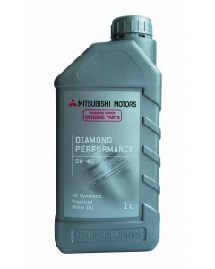 Mitsubishi Diamond Performance 5W-40, 1 L