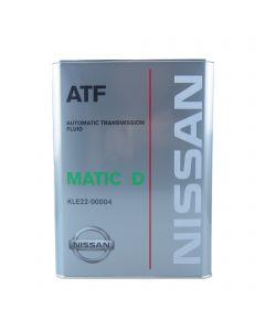 Nissan Matic Fluid D 4 Liter
