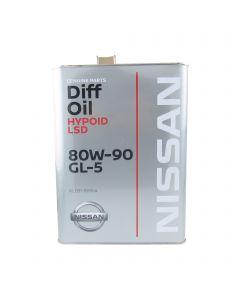 Nissan LSD Differential