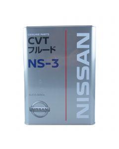 Nissan NS-3 CVT 4 Liter