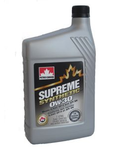 Petro-Canada Supreme Synthetic 0W-30 1 L