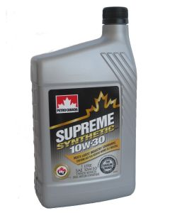 Petro-Canada Supreme Synthetic 10W-30 1 L