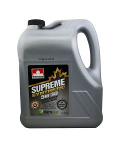 Petro-Canada Supreme Synthetic 5W-30 4 L
