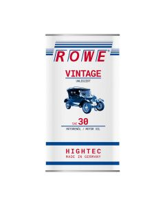 Rowe Hightec Vintage SAE 30 5 L