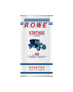 ROWE Hightec Vintage SAE 40 Unlegiert 5 L