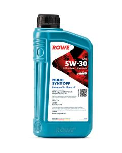 Rowe Hightec Multi Synt DPF SAE 5W-30 front