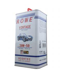 Rowe Vintage SAE 20W-50 Mild Legiert 5 L